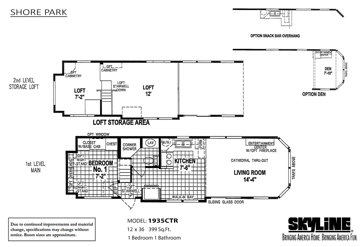 Shore Park Ctr Home By Oakwood Homes Of Las Cruces