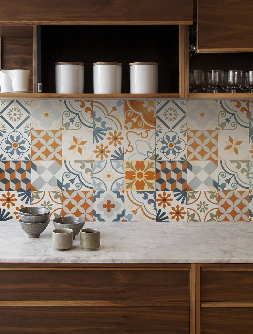 mexican tile backsplash kitchen ideas