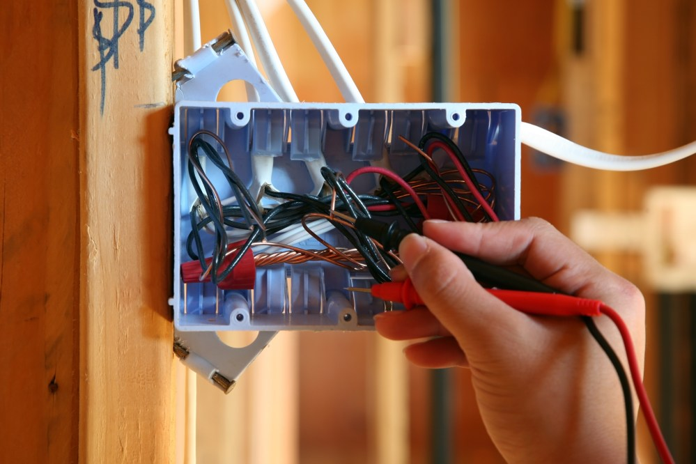 medium resolution of finish wiring a house