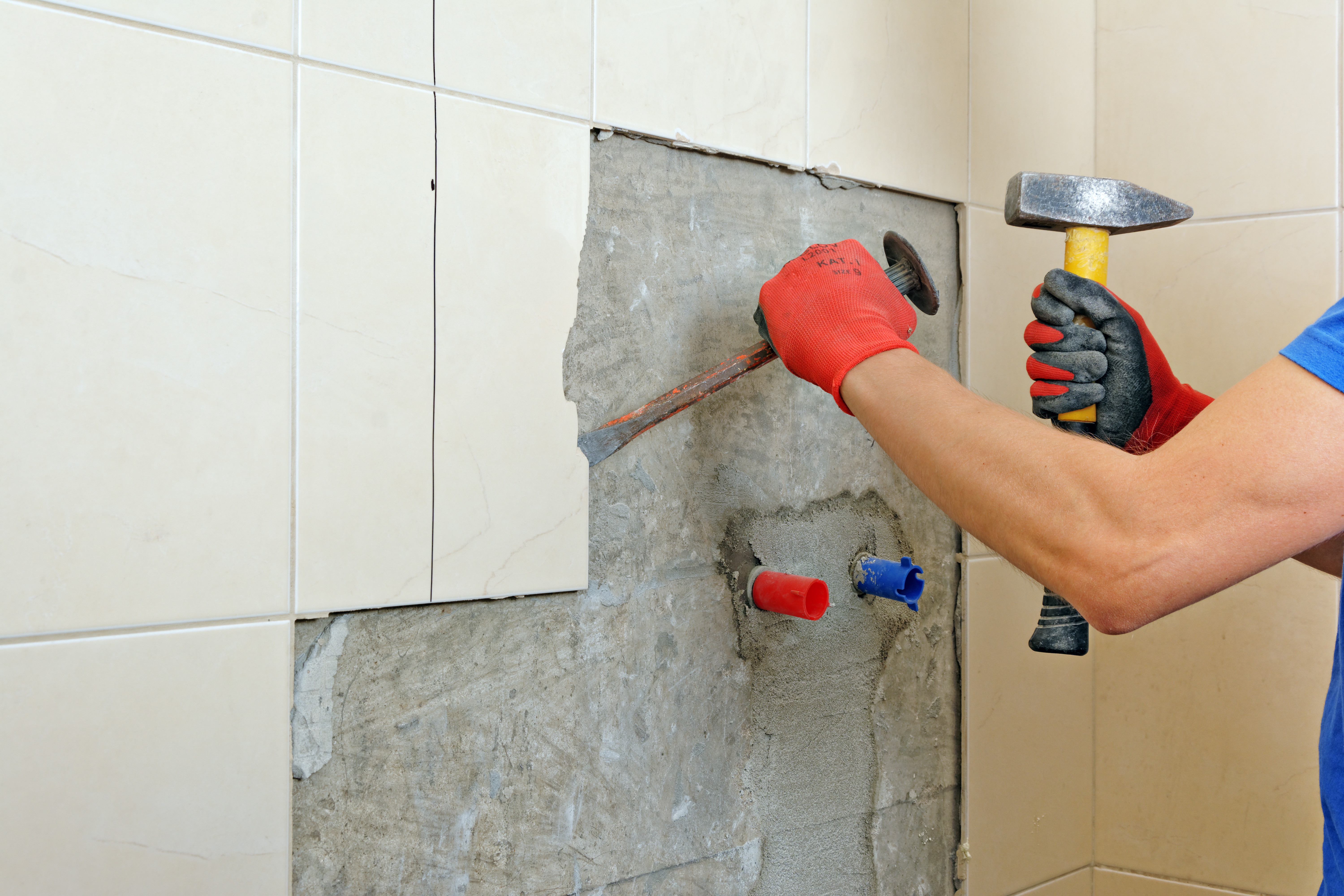 Best Tool To Remove Tile Mortar