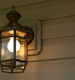 how to install an exterior light fixture on siding home guides sf gate [ 4673 x 3632 Pixel ]