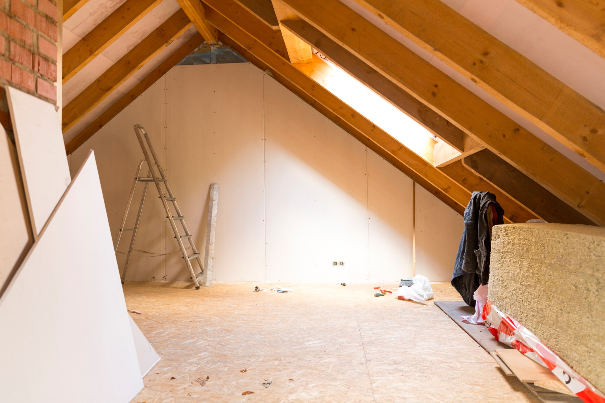 hight resolution of how to properly install a junction box in an attic
