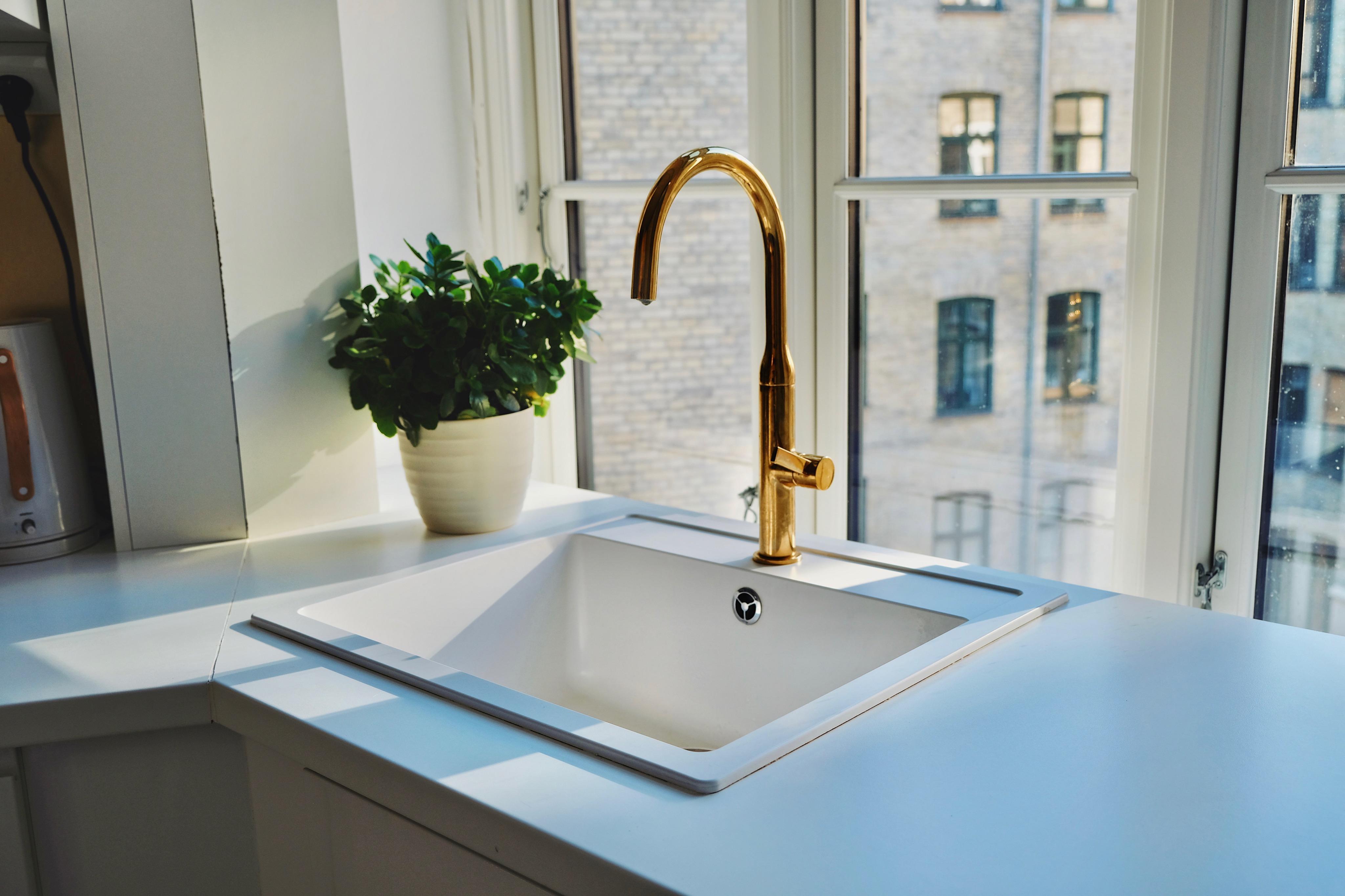 how to repaint an enamel kitchen sink hunker