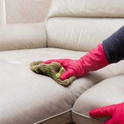 How To Clean Leather Sofa That Smells Of Smoke Cream Recliner Get Rid The Smell From Faux Home Guides Sf Gate