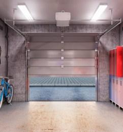installing a floor drain in a garage [ 4000 x 2501 Pixel ]