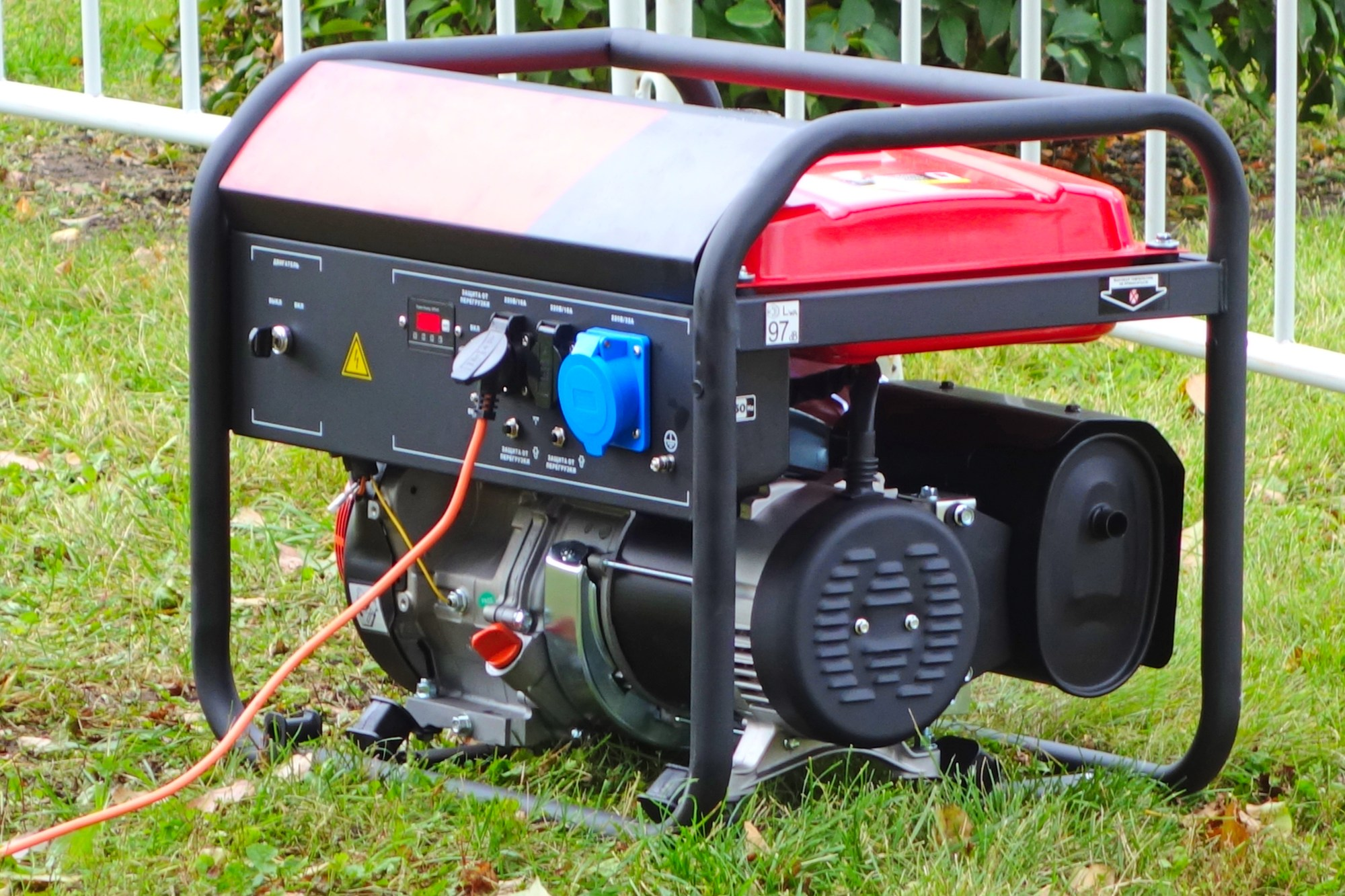 hight resolution of what household appliances will a 5 500 watt generator run home guides sf gate