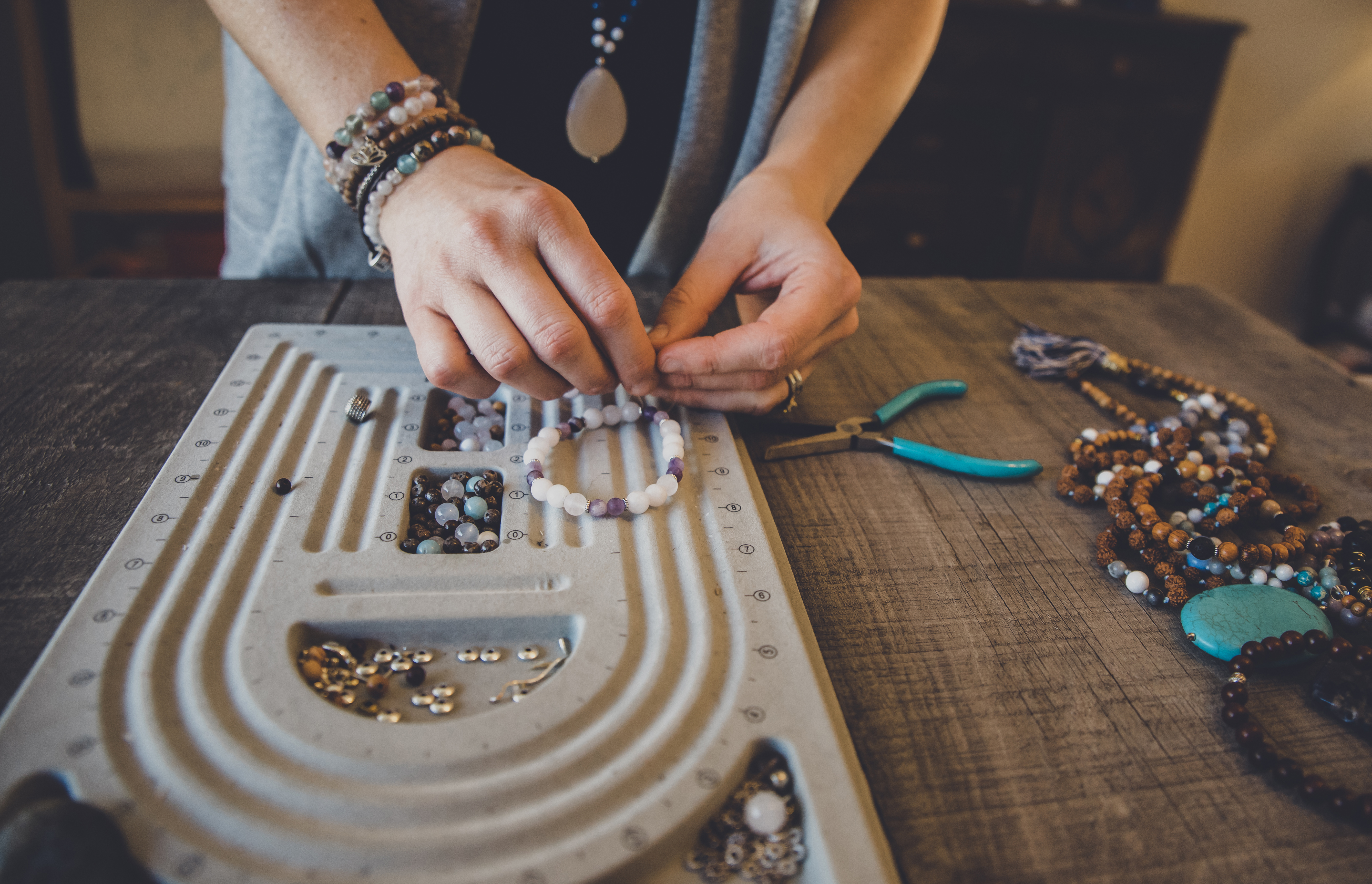 How To Start An In Home Jewelry Business Small Business Chron Com