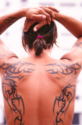 What happens to a tattoo if you lose/gain a significant