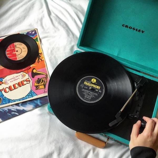 4 reasons why vinyl