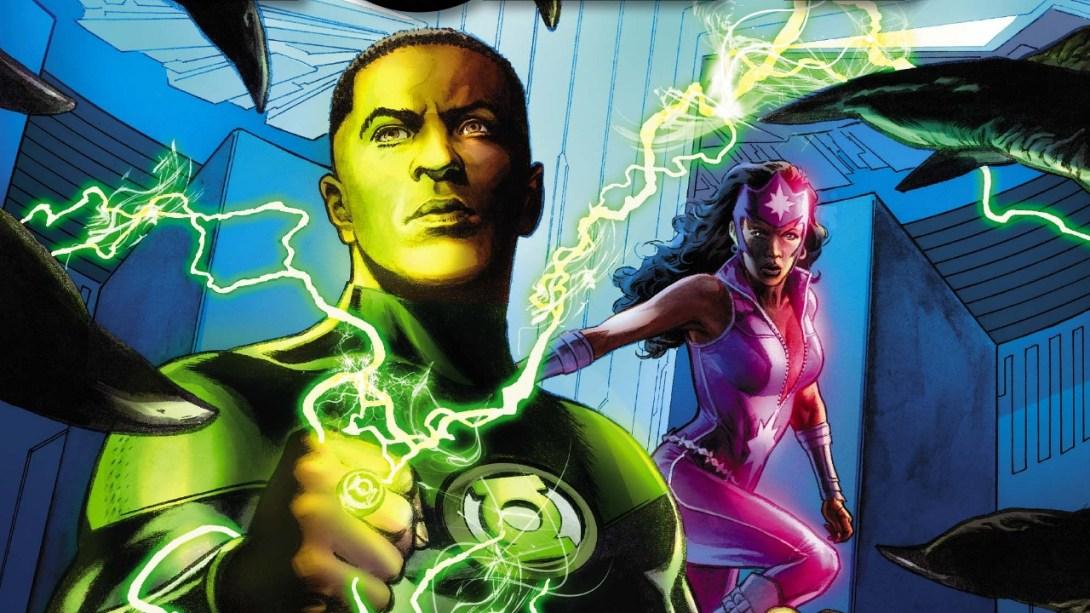 Green Lantern Simon Baz