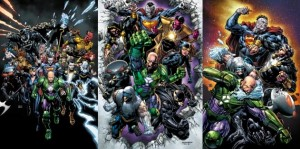 Forever Evil Covers