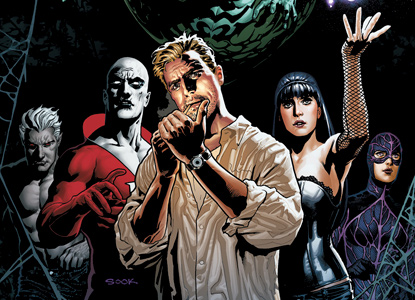 Del Toro's film will assemble a Justice League Dark-like team of supernatural characters.