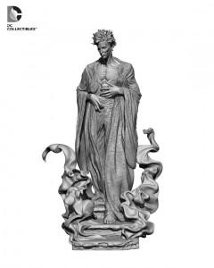 sandman overture statue