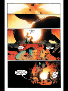 Bruce Wayne & Alfred.