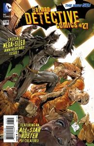 Detective Comics #27 variant cover by Tony Daniel
