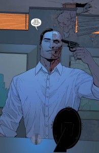 two face death