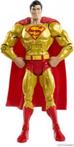 SP 2014 Gold Superman