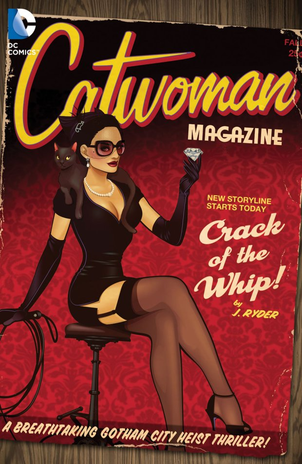 Catwoman #32