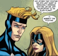 Justice League United poutine