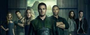 Arrow Cast Season 2