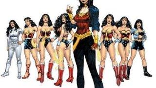 Wonder Woman, Costumes, Classic-Odyssey