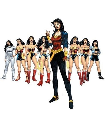 Wonder Woman, Costumes, Classic-Odyssey