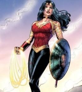 Wonder Woman, Odyssey, Gal Gadot, Batman v. Superman