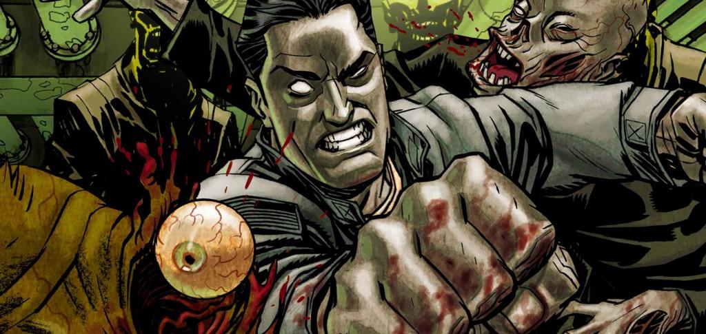 G.I. Zombie