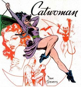 Dave Stevens Catwoman