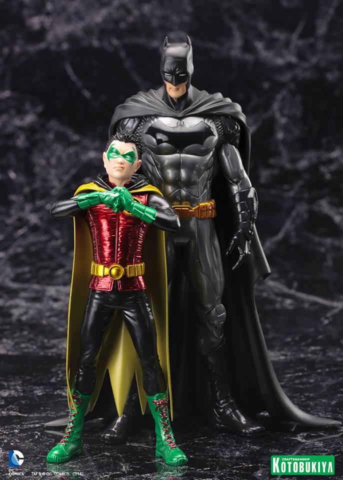 Batman and Son