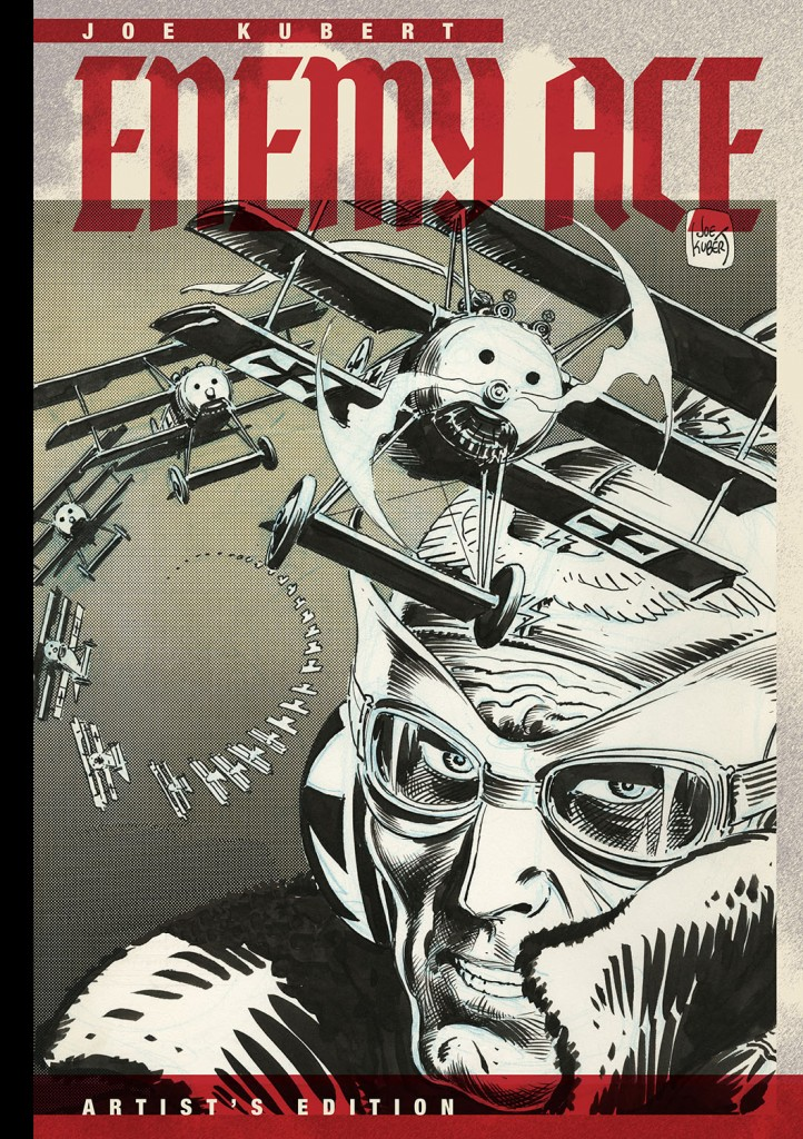 Joe Kubert: Enemy Ace Artist Edition