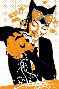 'Catwoman #35' by Josh Middleton.
