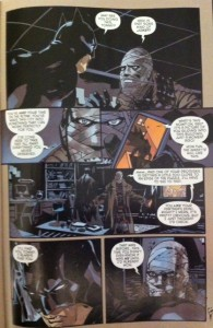 Batman Hush confrontation
