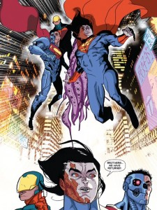 Superboy Goon Squad