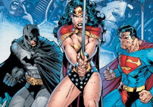 The show will reportedly focus on darker versions of the DC Trinity (Batman, Wonder Woman, Superman)
