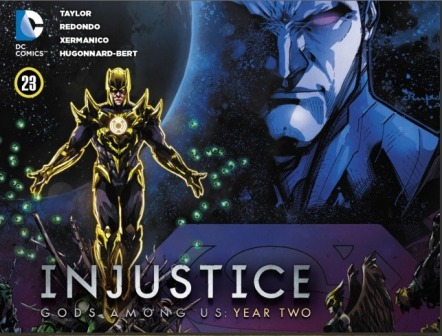 Review Injustice Gods Among Us Year 2 23 Dc Comics News