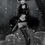 Original Black Alice on the cover of Secret Six #16