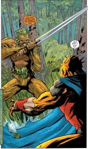 Swamp Thing Annual 2 002