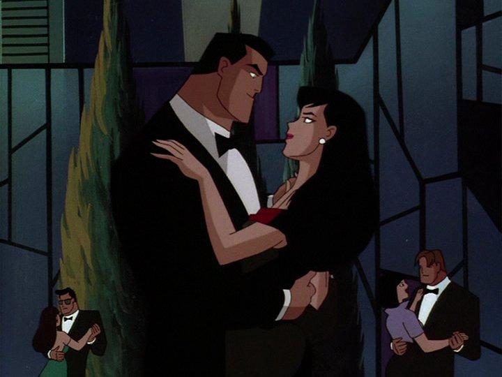 World's Finest Bruce Wayne and Lois Lane