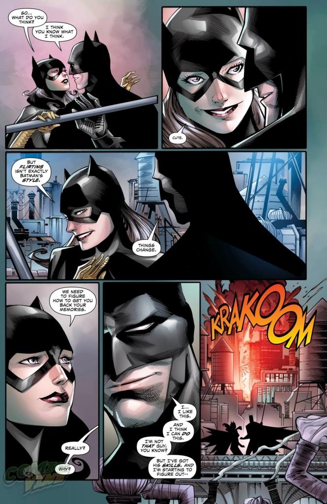 Batman and Lois Lane 4