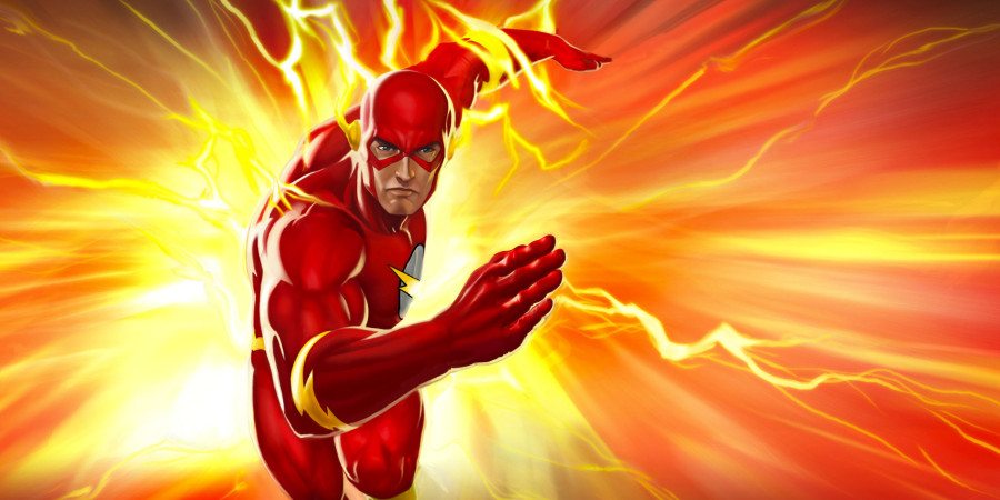 2018: The Flash