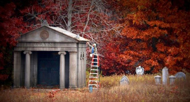 Wayne Mausoleum
