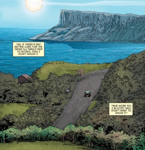Grayson Annual 1 Cliffs