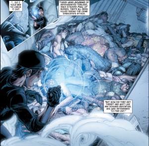 Flash 37 dead bodies
