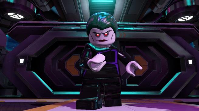 Lego Batman Beyond 5