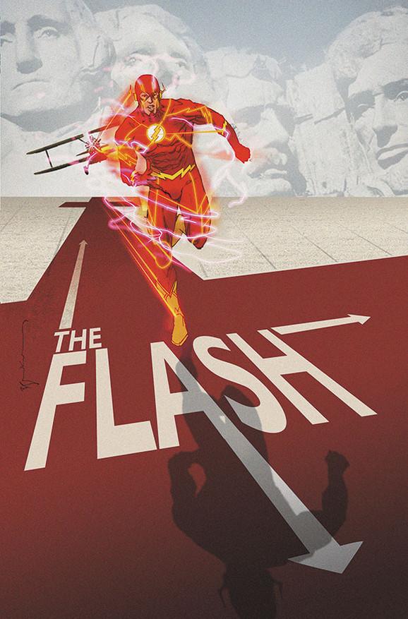 The Flash/North by Northwest
