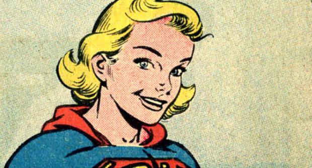 Plastino Supergirl