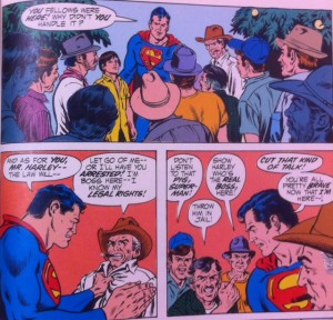 Man or Superman Must there be a Superman