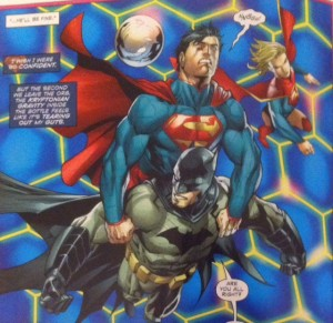 Batman Superman 19 Into Kandor