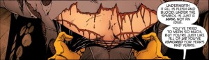 Batman Eternal 51 Bloody Bat